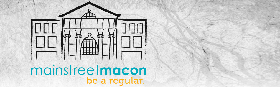 Macon, Georgia Logo Design for Main Street Macon