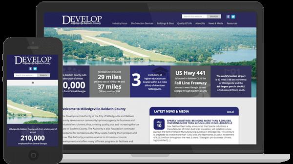 milledgeville-web-design