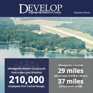 Develop Milledgeville