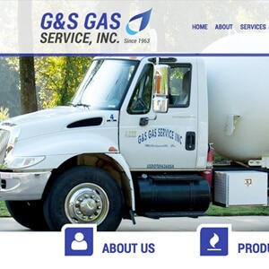 G&S Gas Website