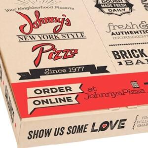 Johnny's Pizza Box