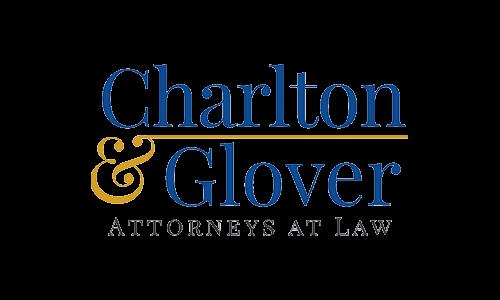 Charlton & Glover Attorneys at Law Logo Design