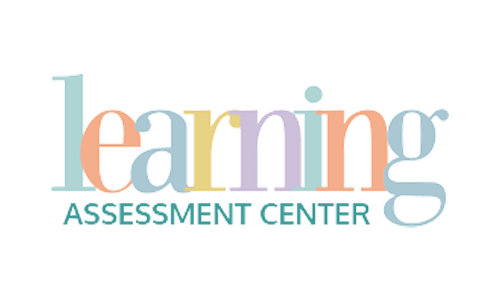 Learning Assessment Center Logo Design