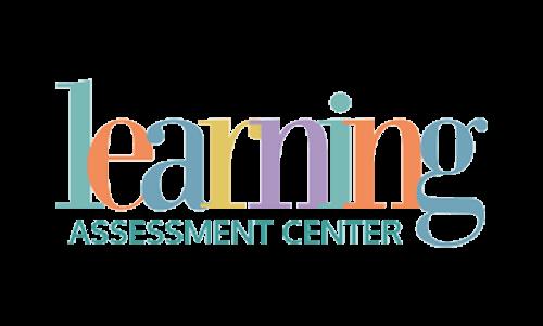 Learning Assessment Center Logo Design