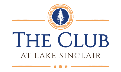 The Club at Lake Sinclair Logo Design