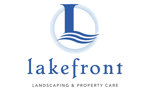 LAkefront Landscaping Logo Design