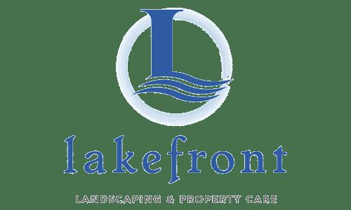 LAkefront Landscaping Logo Design