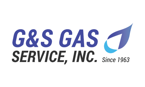 G&S Gas Service Logo Design