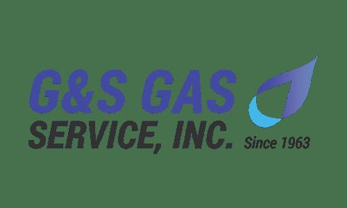 G&S Gas Service Logo Design