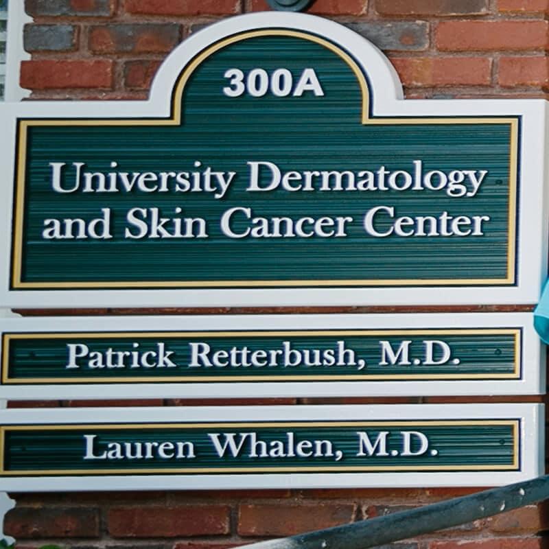 University Dermatology
